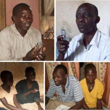 Acholi quarters storytellers
