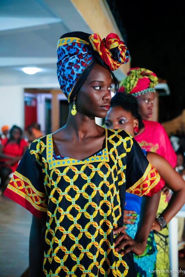 Miss Uganda 2013 finalist Atim Ketty