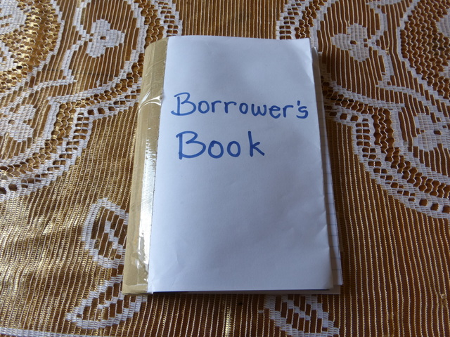 Borrower's Book