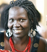 Beatrice Lamwaka. Photo credit, Alanna Jorde