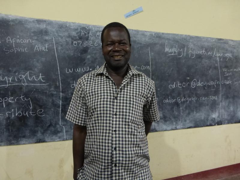 Mr Lawrence Apire Aya
