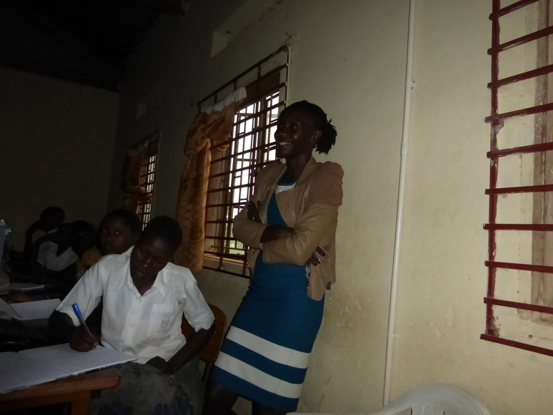 Ms Barbara Oketta