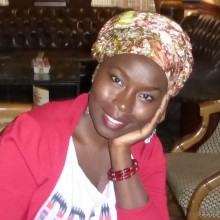 Sophie Alal, Founding Director of Deyu African.