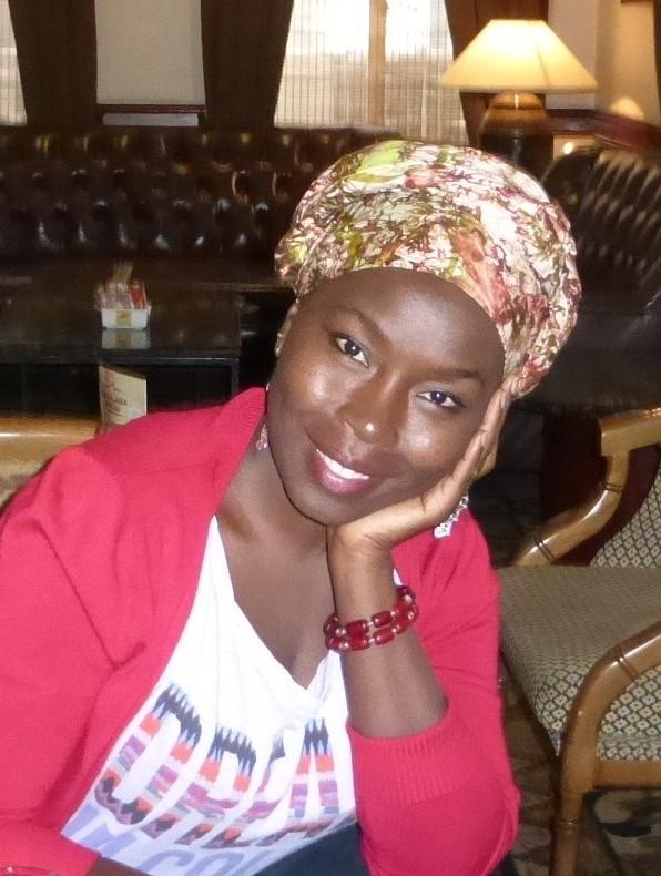 Sophie Alal, Founding Director of Deyu African.