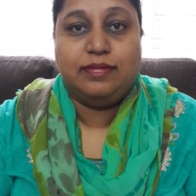 Sima Mittal. Photo courtesy of the author.